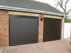 electric remote roller shutter garage door made to
