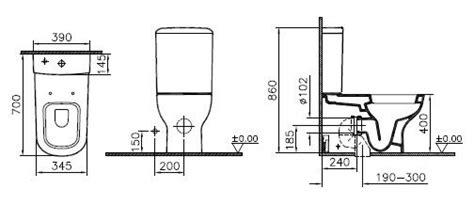 Bidet Plumbing Diagram