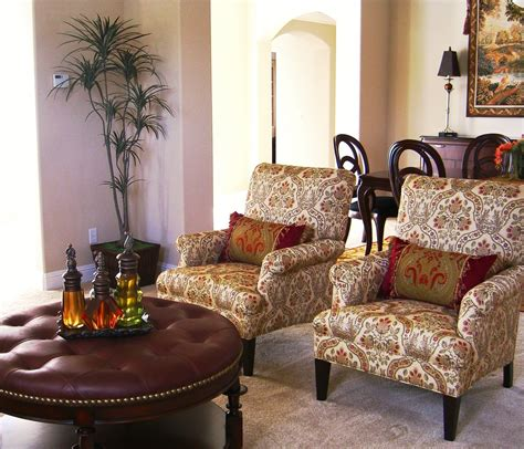 Decorative Chairs For Living Room | transitional living room furniture living room traditional