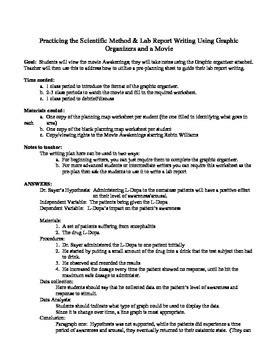 scientific method lab report template 12 best images of science experiment scientific method