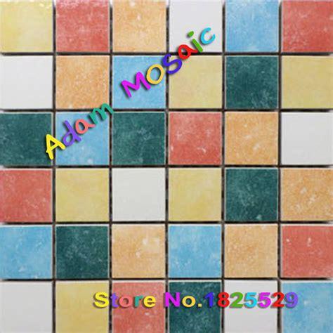Fliesen 10x10 by Popular Rainbow Floor Tiles Buy Cheap Rainbow Floor Tiles