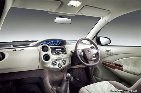 Liva Interior by Toyota India Adds Two New Variants To Etios Liva Diesel