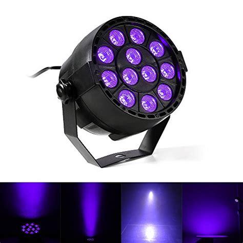 dj black light gledto 36w 12 leds dj black light uv led bar wall washer