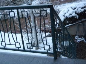 Steel Banisters Outdoor Railings
