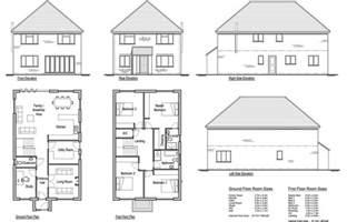 Hollies 4 Bedroom House Design Solo Timber Frame Best House Floor Plans Uk