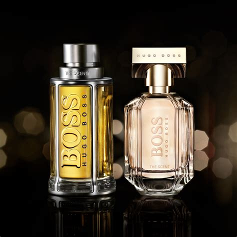 The Scent Of by Hugo The Scent For And For Him Style Cartel
