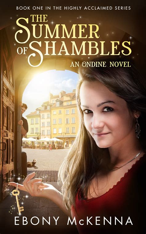summer of the books mckenna ondine the summer of shambles