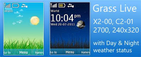 Live Themes For Nokia E5 | grass live themereflex