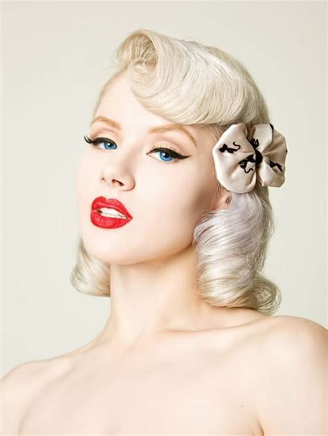 www hairstyle pin 25 best ideas about pin up looks on pinterest pin up