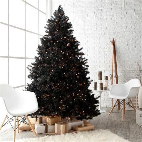 arbol navidad negro 1001 ideas para decorar 225 rbol de navidad con mucha clase