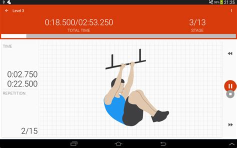 abs workout ii pro android apps on play
