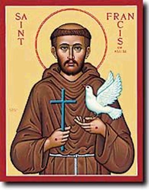 Hu Ze Lu Mba St Francis by St Francis Of Assisi Donnieyance