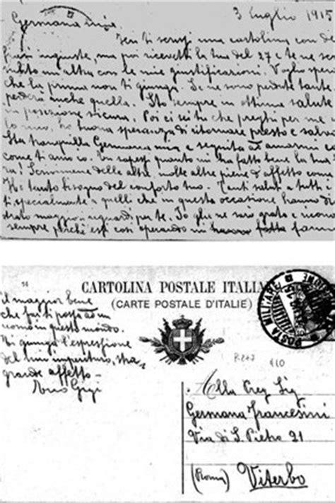 vanit ungaretti lettere d dal fronte a 66 anni dalla liberazione