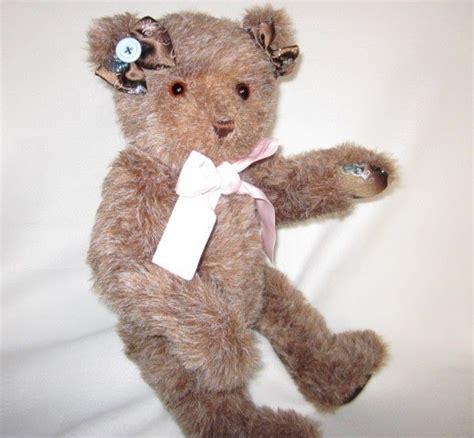 Handmade Teddy Patterns - handmade teddy bears and raggedies handmade vintage