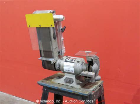 4 bench grinder jet bgs 8 bench grinder sander 8 quot grinding 4 quot sanding
