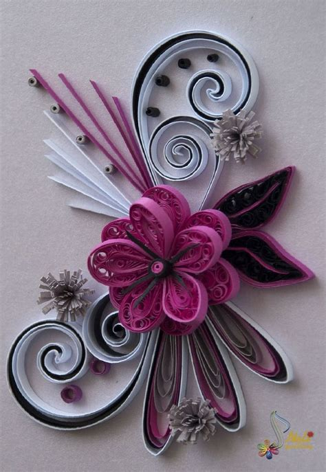 flower pattern for quilling quilling a collection of diy and crafts ideas to try