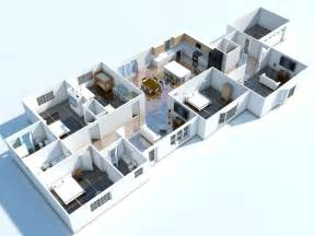 3d house floor plans 301 moved permanently