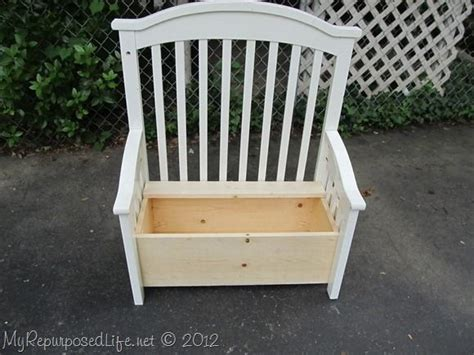 toy boxes benches  cribs  pinterest
