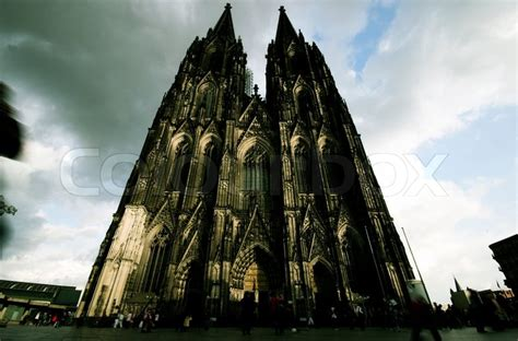 Global Mba Th Koln by Evening Cologne Cathedral International Landmark