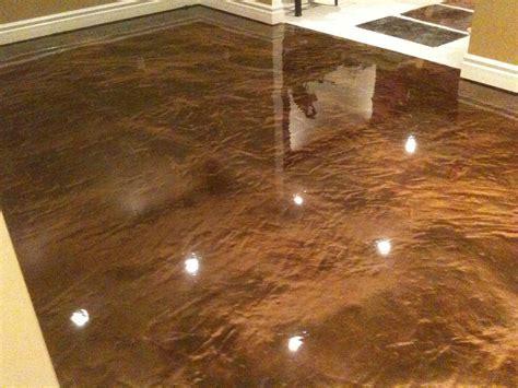 Basement Floor Epoxy Coating in Syracuse   CNY Creative