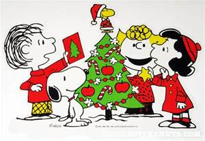 Charlie Brown Christmas Ornaments Hallmark - peanuts christmas press out designs collectpeanuts com