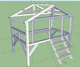 plan lit cabane proje lit cabane forum bois