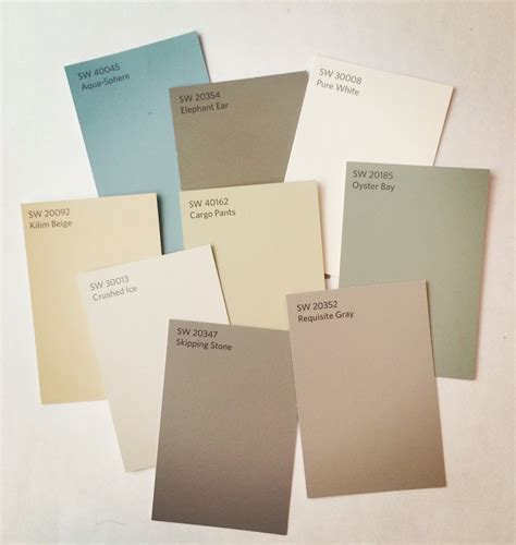 sherwin williams paint colors interior design vim vintage design style