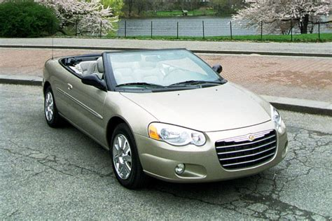 2004 chrysler sebring overview cars