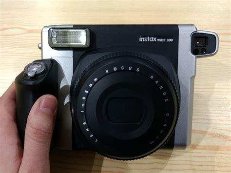 fujifilm instax wide test fujifilm instax wide 300 notre avis cnet