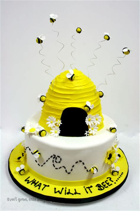 Baby Shower Cakes Nj by Baby Shower Cakes Nj What Will It Bee Custom Cakes