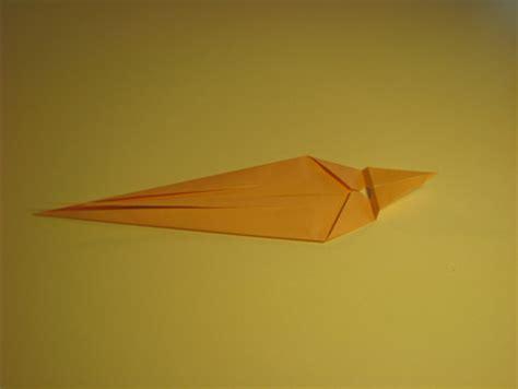 Origami Shrimp - origami shrimp folding how to fold origami
