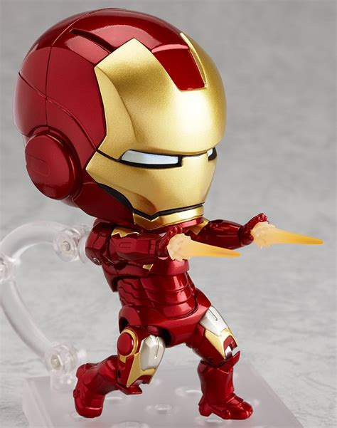 Miniatur Iron Marvel iron mk vii nendoroid is so and awesome reactor