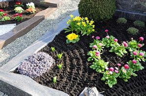 Abdeckung Pflanzen Winter by Pflegeleichte Grabgestaltung Mit Kies Und Steinen
