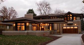 frank lloyd wright prairie home frank lloyd wright prairie style with garage and beautiful lighting home interior