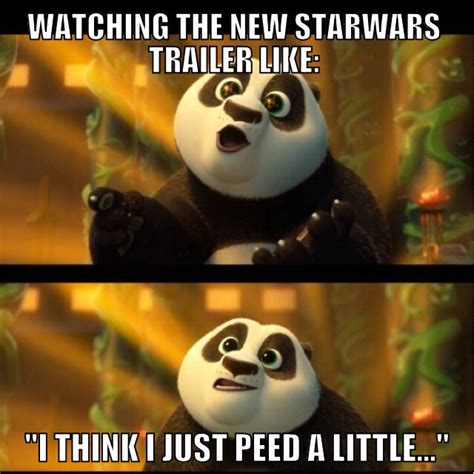 Meme Star Wars - so relatable so true kung fu panda 3 star wars memes