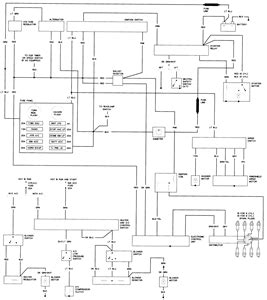 1985 winnebago electrical wiring 1985 wiring diagram free