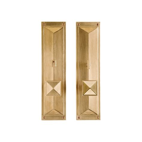 Interior Door Hardware Sets Mack Privacy Set 3 3 4 Quot X 15 Quot Privacy Mortise Lock E21064 Rocky Mountain Hardware