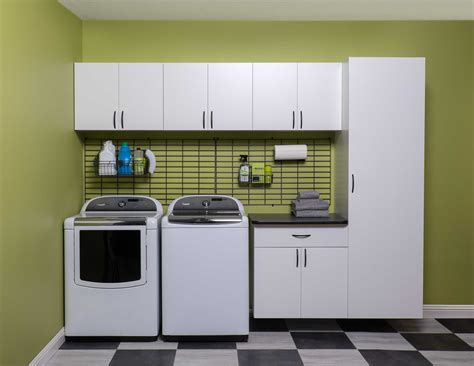 utility closet laundry room storage cabinets shelves new jersey