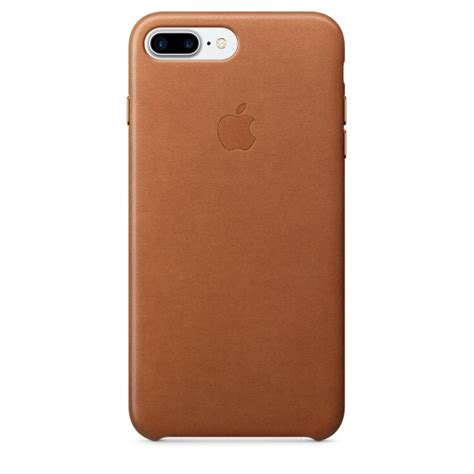 Leather Kulit Iphone 7 iphone 7 plus leather saddle brown apple