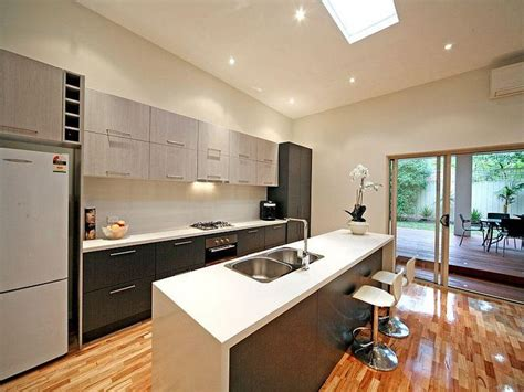 contemporary brilliance residence house modern kitchen