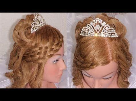 imagenes peinados para 15 con la coronita 221 mejores im 225 genes sobre peinados lindos en pinterest