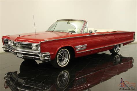 1966 chrysler 300 convertible 1966 chrysler 300 convertible 1 of only 2500 loaded ac ps