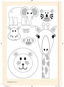 Animal Paper Crafts Templates by Best Photos Of Noah S Ark Animal Mask Templates Animal