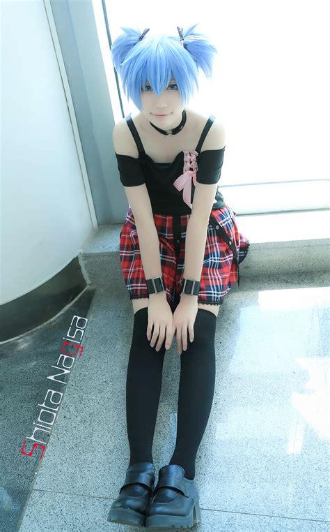 Anime Costumes by Lanxuan27 兰轩 Nagisa Shiota Photo Cure