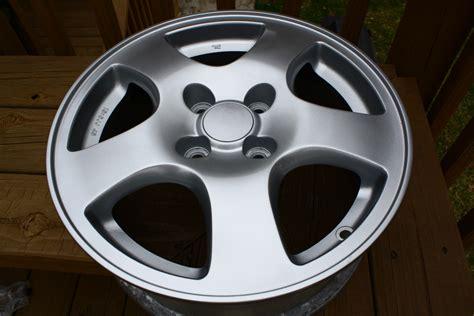 polished si wheels hondacivicforum