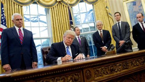 president trump oval office how trump has changed the oval office so far cbs news