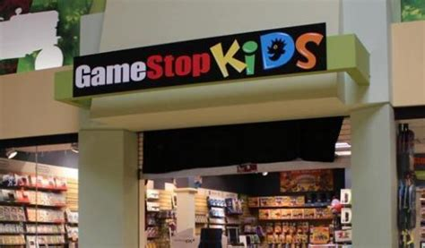gamestop layout gamestop kids stores opening in 80 locations first one today