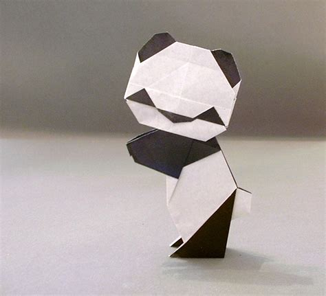Origami Panda - essential origami by steve and megumi biddle book review
