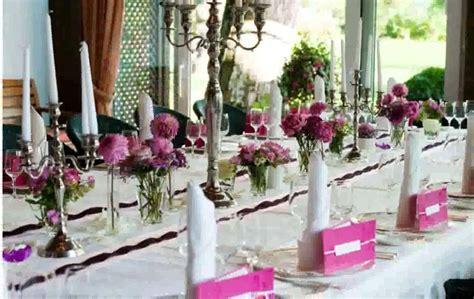 Ausgefallene Tischdeko Hochzeit by Tischdeko Natur