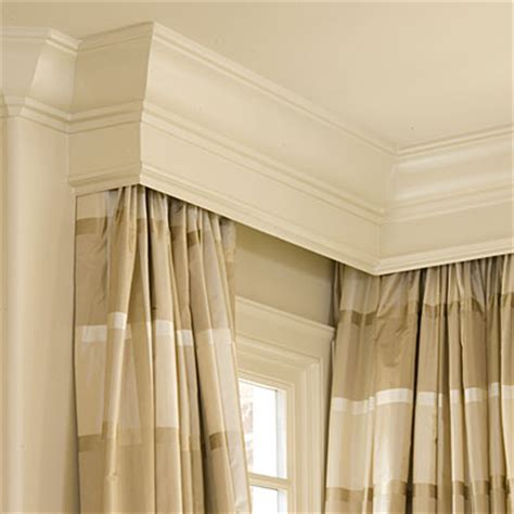 Window Box Curtains Pelmet